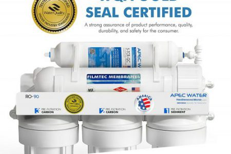 APEC RO-90 WQA Gold Seal