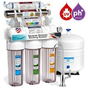 Express Water Reverse Osmosis ROALKUV10