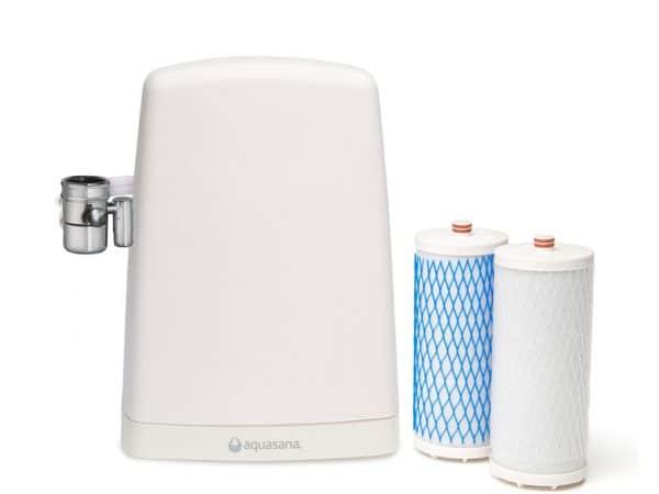 Aquasana Aq 4000 Countertop Water Filter Is This Worth