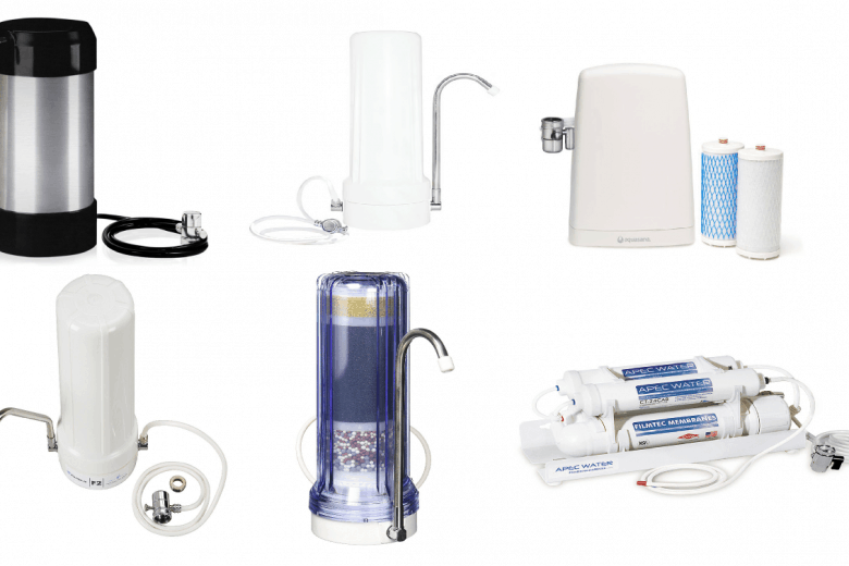 Best Countertop Water Filter System