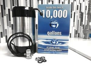 CleanWater4Less Drinking Water Filter 10000 Gallon