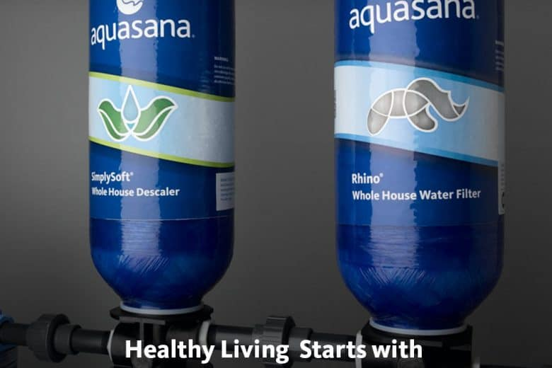 Aquasana Rhino and Simplysoft