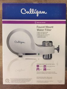 Culligan FM-100 White with Box