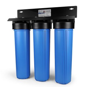 iSpring WGB32B-PB Whole House Water Filter