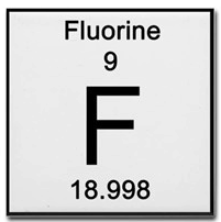 Fluoride Periodic Table