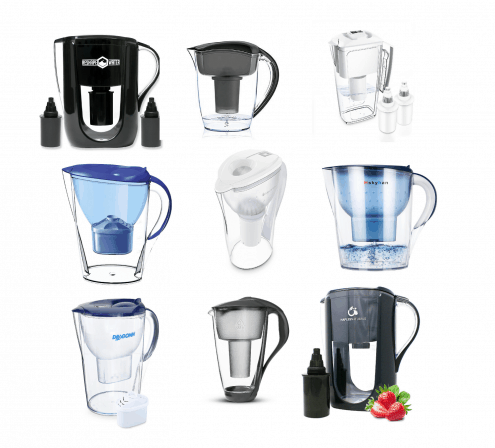 Best Alkaline Water Pitcher