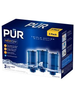 Pur Filter Cartridge 3 pack Box