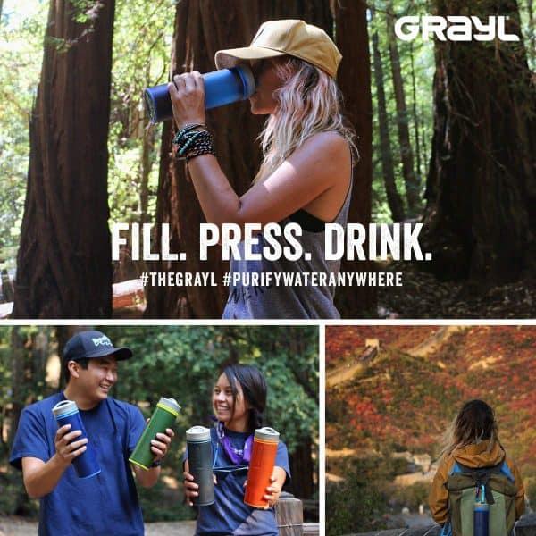 Fill Press Drink