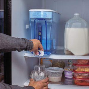 Zero Water Dispenser