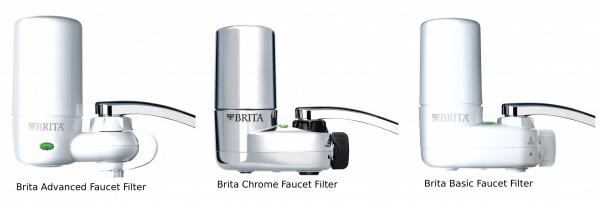 3 Brita Faucet Filter Model