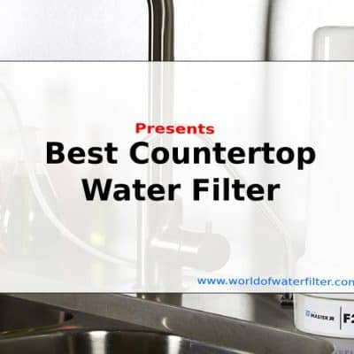 Best Countertop Water Filter Feature Picture