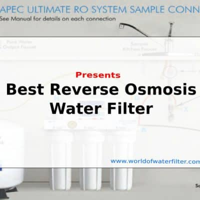 Best Reverse Osmosis Water Filter Feature Picture
