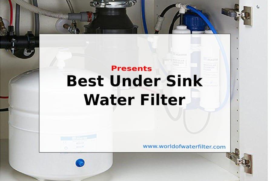 Best Under Sink Water Filter Feature Picture