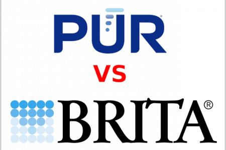 PUR Vs Brita