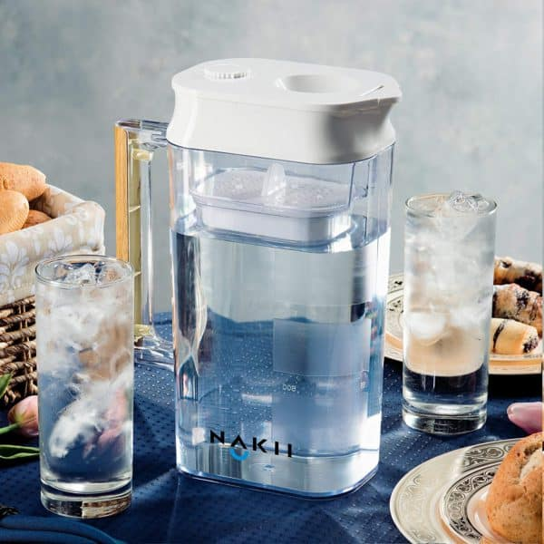 Nakii Water Pitch on Dining Table
