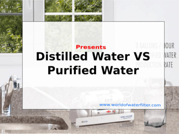 Distilled Water Vs Purified Water Which Type Of Water Should You
