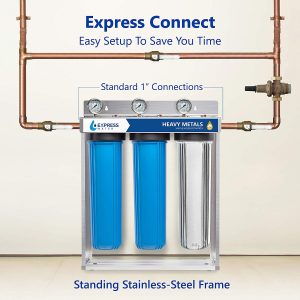 Express Water Installation